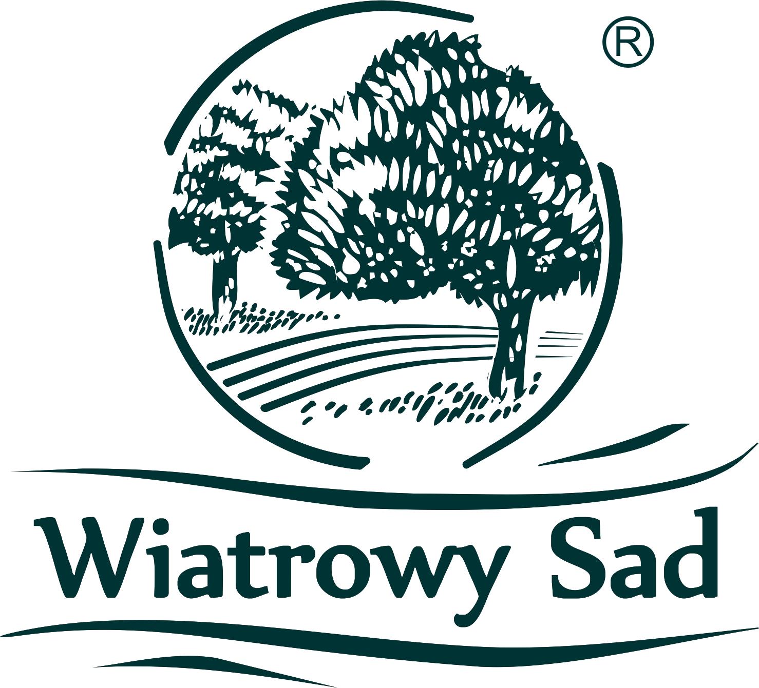 logo wiatrowy sad