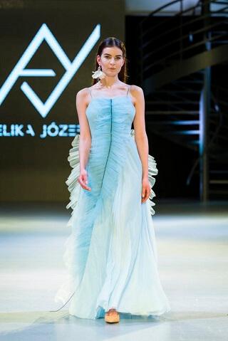 Moda polska na fashion show