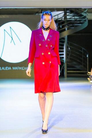 Pokaz mody Łódź